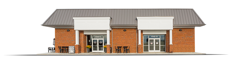 Crossroads Cafe & Catering Building